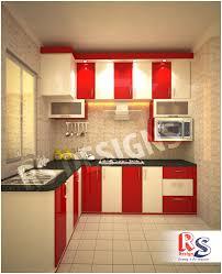modern modular kitchen designs awesome modular kitchen designs red white taste