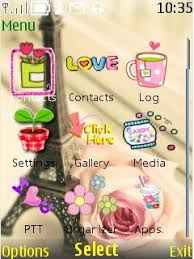 nokia 206 cute themes free nokia asha 206 cute paris app download
