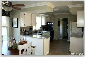 Modern Kitchen With White Appliances Modern Kitchen Colors With White Cabinets Popular Dark
