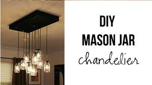 Diy Rustic Chandelier Gorgeous Diy Rustic Chandelier Diy Jar Chandelier Knock It
