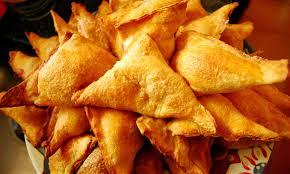 easy mango puff pastry turnover dessert recipe