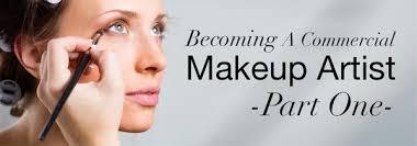 makeup artist makeup becoming a commercial makeup artist part one ready cosmetics