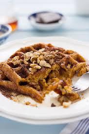 gluten free sweet potato waffles heartmade blog