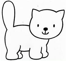 imágenes de gatos fáciles para dibujar dibujos de gatitos my blog