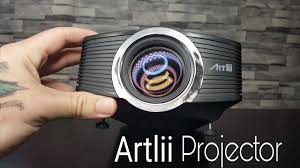 top rated home theater projectors budget projector under 100 artlii home theater review youtube
