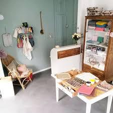 flamant home interiors chez ernest est céleste la boutique nantes peinture flamant