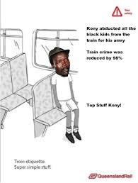 Queensland Memes - image 561211 queensland rail etiquette posters know your meme