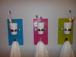 Kids Bathroom Colors Great Idea For Multiple Kids Sharing The Bathroom Keep The