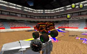 monster trucks crashing videos monster truck mayhem android apps on google play
