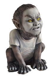 i spirit halloween werewolf baby from spirit halloween i want this halloween