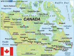 map of canada atlas map of canada map in the atlas of the world world atlas