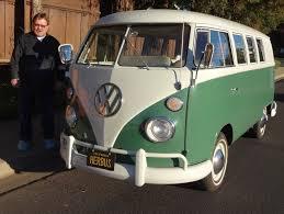 vw volkswagen van me u0026 my car u002767 vw bus immaculately restored
