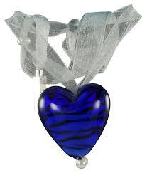 organza ribbon wholesale murano glass pendant with organza ribbon wholesale fashion