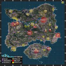 pubg cheats xbox 1 this amazing pubg community made map has everything you need to