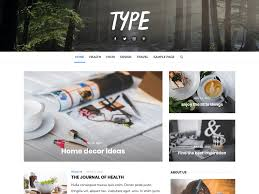 Home Decor Blogs Wordpress by Type U2014 Free Wordpress Themes