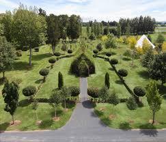 New Zealand Botanical Gardens Tree Church In New Zealand By Barry Cox Is A Backyard Sanctuary