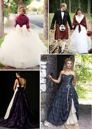 wedding dresses scotland wedding dresses highland tartan edinburgh wedding dresses