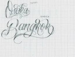 design your own tattoo lettering using fonts woman 5434241 top
