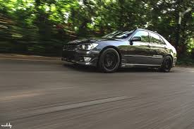 toyota altezza modified shak attack father and son project greytezza mcclubz automotive