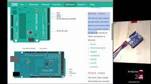 arduino ethernet shield tutorial wiring diagram components