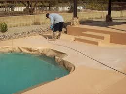 Refinishing Concrete Patio What Is Concrete Resurfacing Megasaw