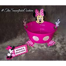 Pink And Black Minnie Mouse Decorations Best 25 Minnie Mouse Decorations Ideas On Pinterest Minnie