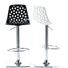 tabouret de cuisine tabouret bar design free bar design transparent chrome chaise