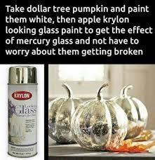 Home Decor Glass Over 50 Of The Best Diy Fall Craft Ideas Glass Pumpkins Glass