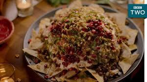 cuisine tv nigella beef and aubergine fatteh nigella at my table episode 2