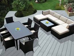 Black Patio Dining Set - patio 7 lawn garden outdoor dining furniture dining chairs