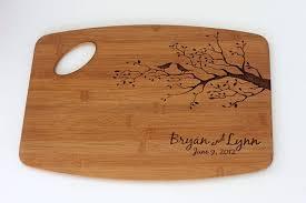 personalized cutting board wedding custom cutting boards wedding tbrb info
