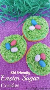 Decorated Easter Cookies Kids Will Love