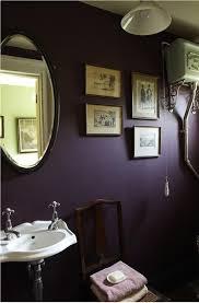 farrow and bathroom ideas home inspiration how to make purple work the chromologist