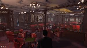 smoking room fully converted image mafia titanic mod for mafia