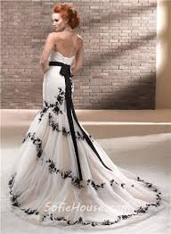 black lace wedding dresses unique trumpet mermaid strapless chagne black lace wedding