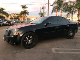 2005 cadillac cts price used used 2005 cadillac cts gxe at city cars warehouse inc
