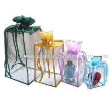 wholesale pvc gift bags buy discount pvc gift bags made in china