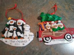 personalized ornaments for rainforest islands ferry
