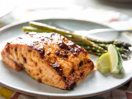 Cook Salmon In Toaster Oven Broiled Salmon With Chili Lime Mayonnaise Recipe Serious Eats