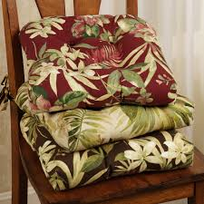 dining room amazing outdoor chair cushions with red and green