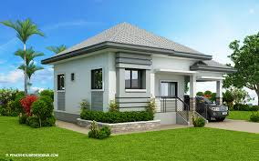 bungalo house plans begilda elevated gorgeous 3 bedroom modern bungalow house