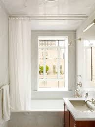 Curtain Ceiling Mount Excellent Ceiling Mount Shower Curtain Track 82 In Window Curtains