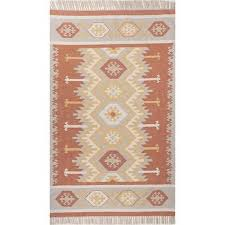Quatrefoil Outdoor Rug Pink And Orange Quatrefoil Outdoor Rug