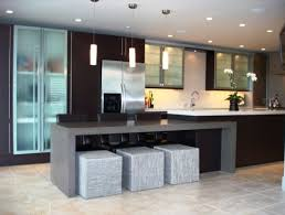 contemporary kitchen islands with seating modern kitchen island pictures kitchentoday