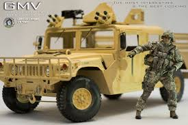 armored humvee 1 6 scale humvee full metal the little box