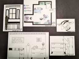Class A Floor Plans by Jelaco Design Back To The Past