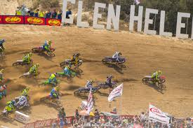 motocross race track design race day feed glen helen motocross racer x online