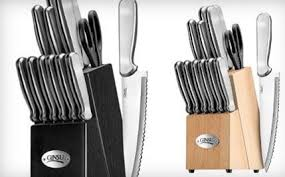 Ginsu Kitchen Knives Set Of Ginsu Knives From 35 30 Cheaps