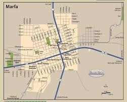 Texas City Map Map Marfa Texas My Blog