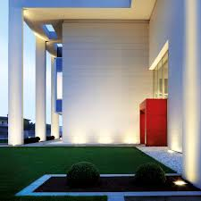 Outdoor Led Recessed Lighting by Recessed Floor Light Fixture Led Linear Outdoor Linear Simes